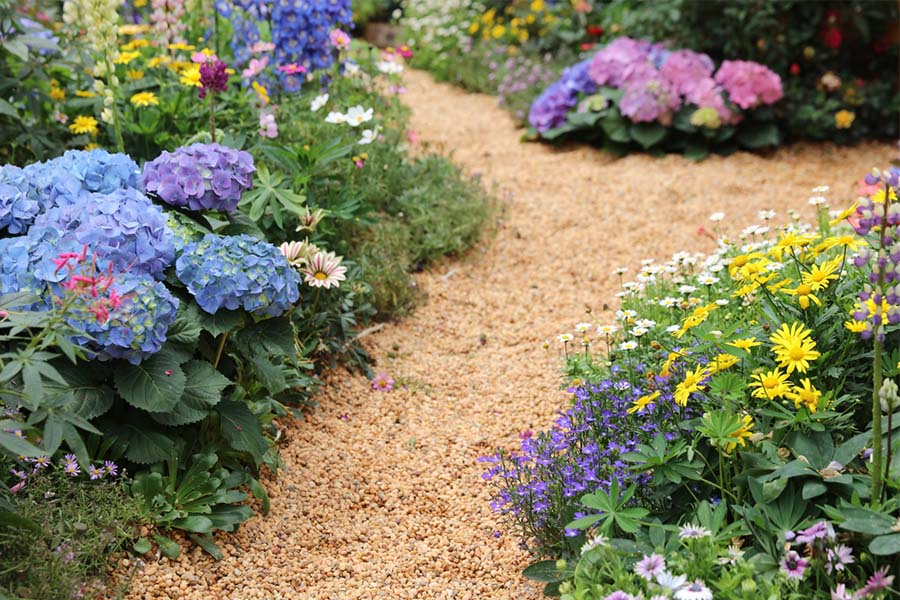 Mulch Choosing The Right For Your Garden Flowerbeds