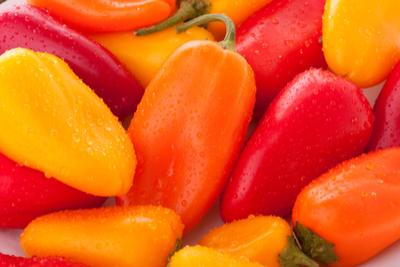 growing sweet peppers