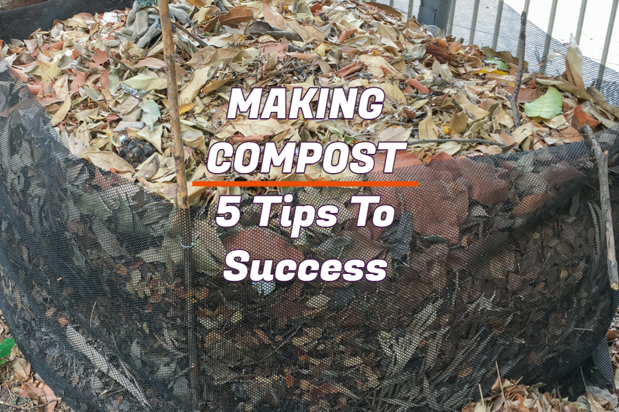 Making Compost How To Create The Perfect Pile