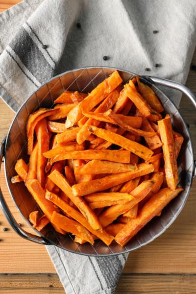 grow sweet potatoes