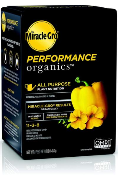 organics fertlizer