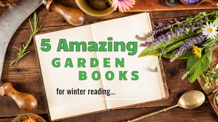 amazing garden books