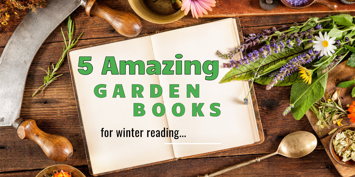 amazing garden books