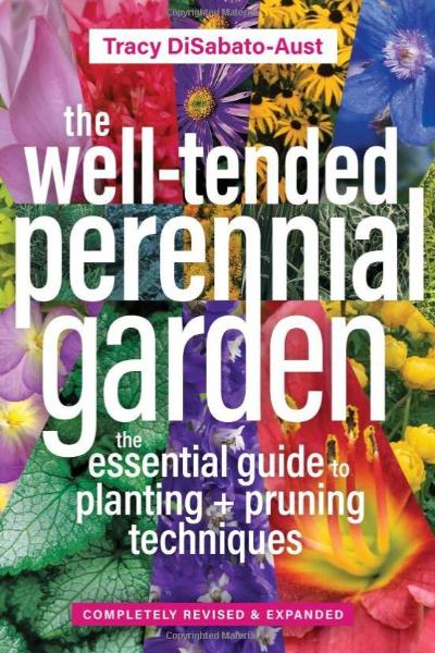garden books - well tended perennial garden