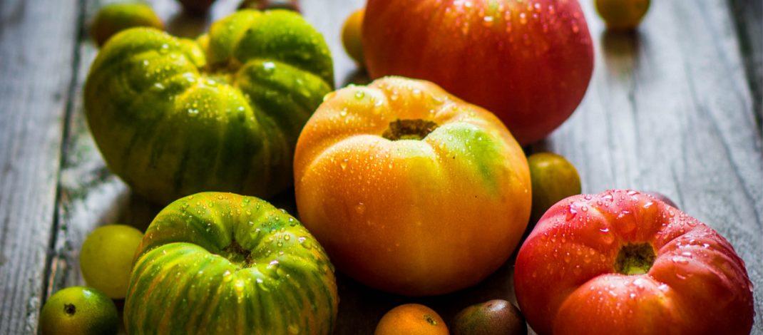 unique tomatoes - heirlooms