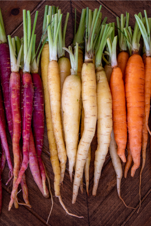 how to grow straight carrots