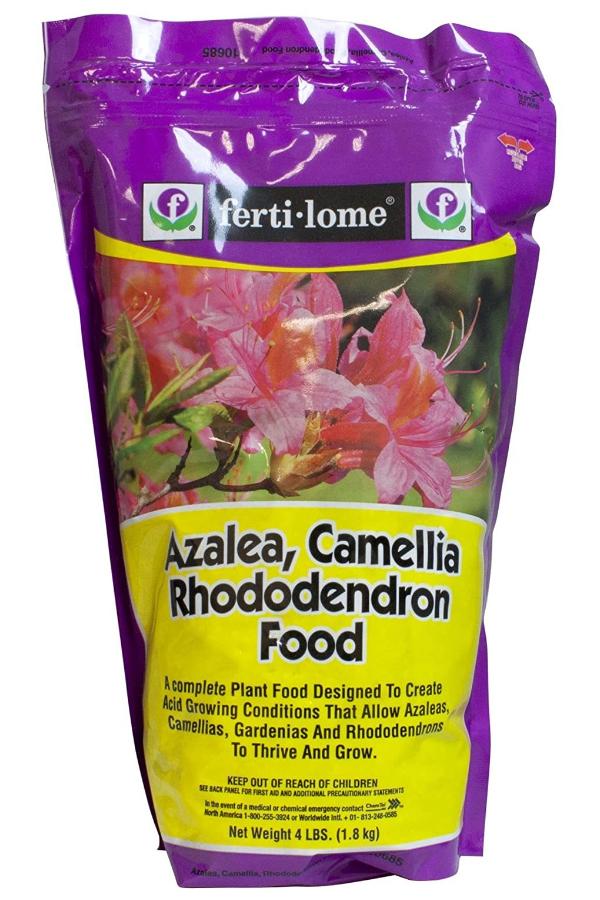 how to grow azaleas - fertilizer