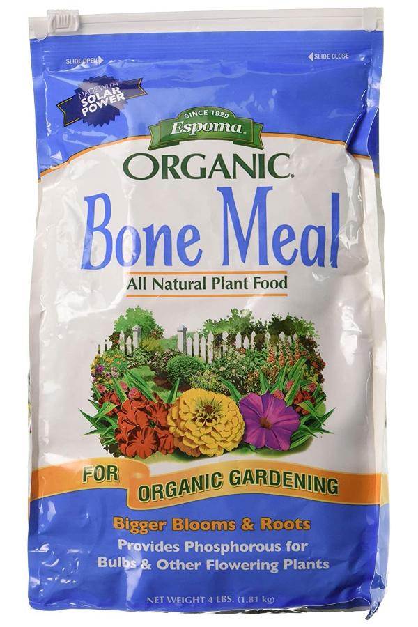 bone meal - fertilizer