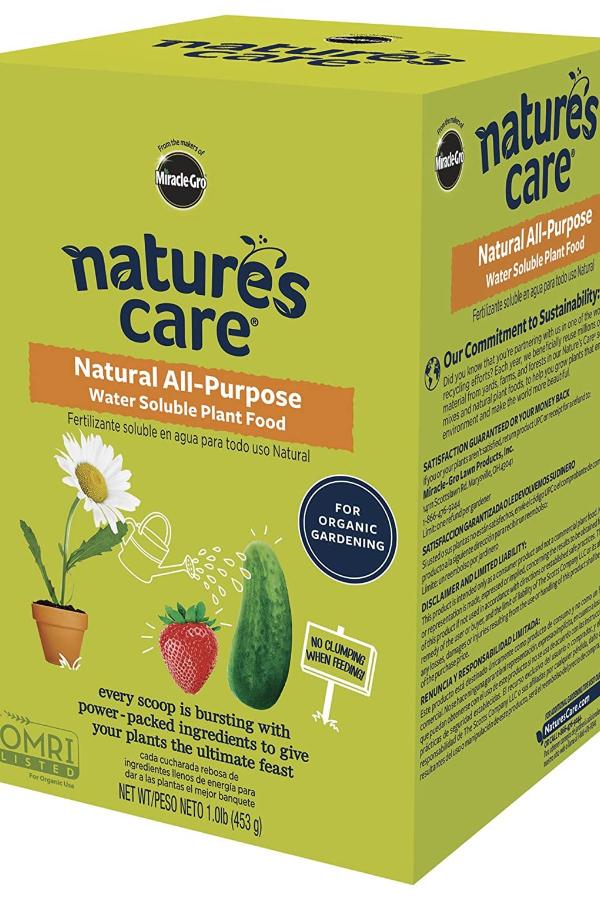 natures care fertilizer